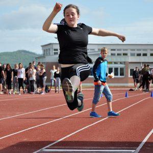 Hauptschule und Realschule - Sportklasse der Jahnschule Hünfeld