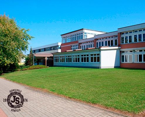 Hauptschule und Realschule in Hünfeld - Jahnschule