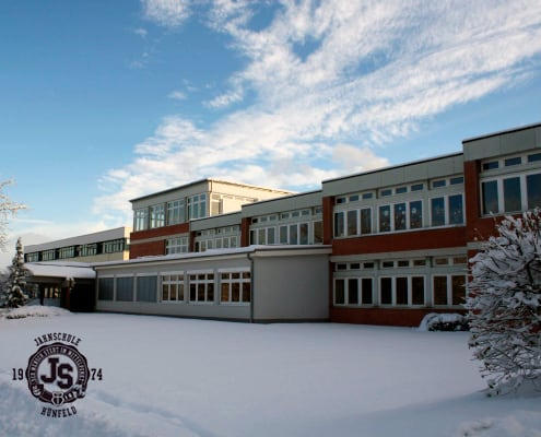 Ganztagsangebot - Hauptschule und Realschule in Hünfeld - Jahnschule