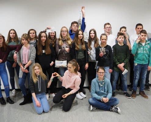 Projekt ZISCH - Zeitung in der Schule