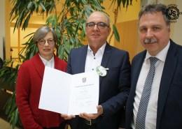 Verabschiedung des Lehrers Herr Bernhard Sitzmann von der Jahnschule Hünfeld