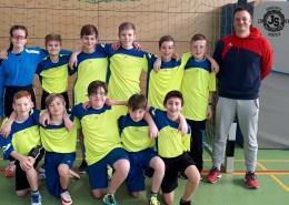Regionalentscheid-Handball-Jahnschule