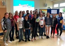 FranceMobil in der Jahnschule Hünfeld