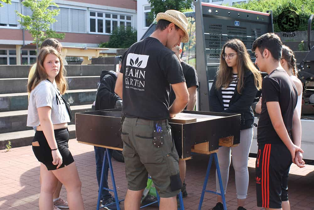 Tag des Handwerks - Jahnschule Hünfeld
