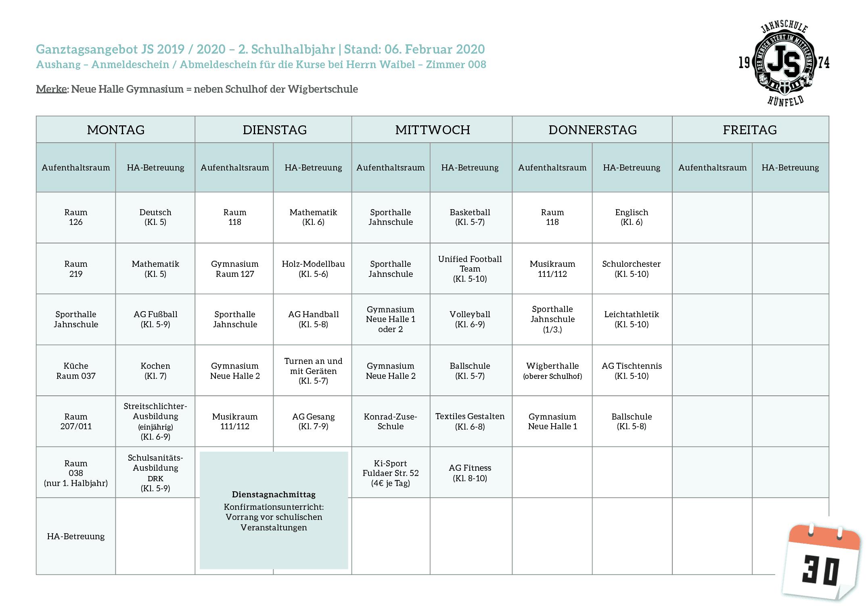 Ganztagsangebot-Wochenplan202002