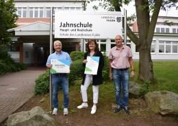 Presseartikel Gütesiegel - Jahnschule Hünfeld